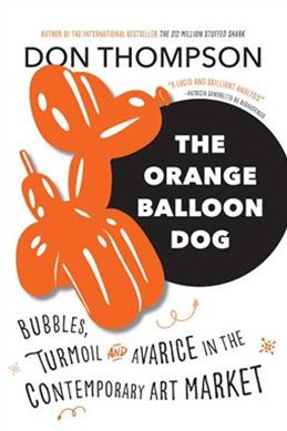 The Orange Balloon Dog
