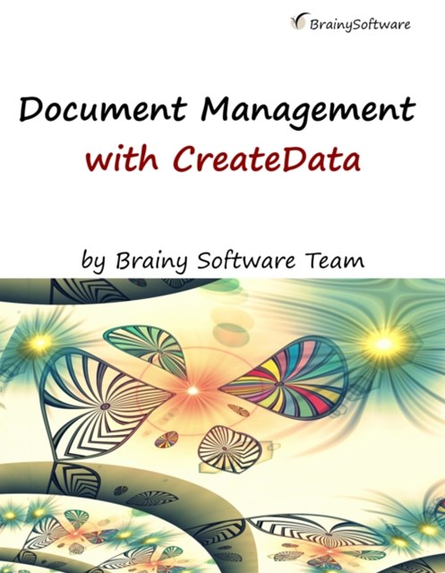 Document Management with CreateData