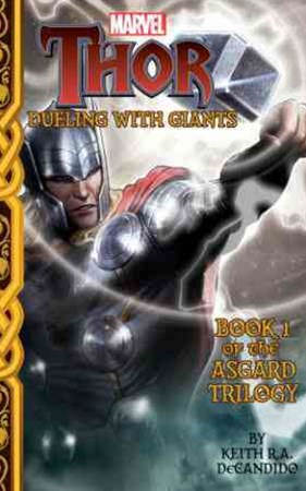 Marvel's Thor - Dueling with Giants