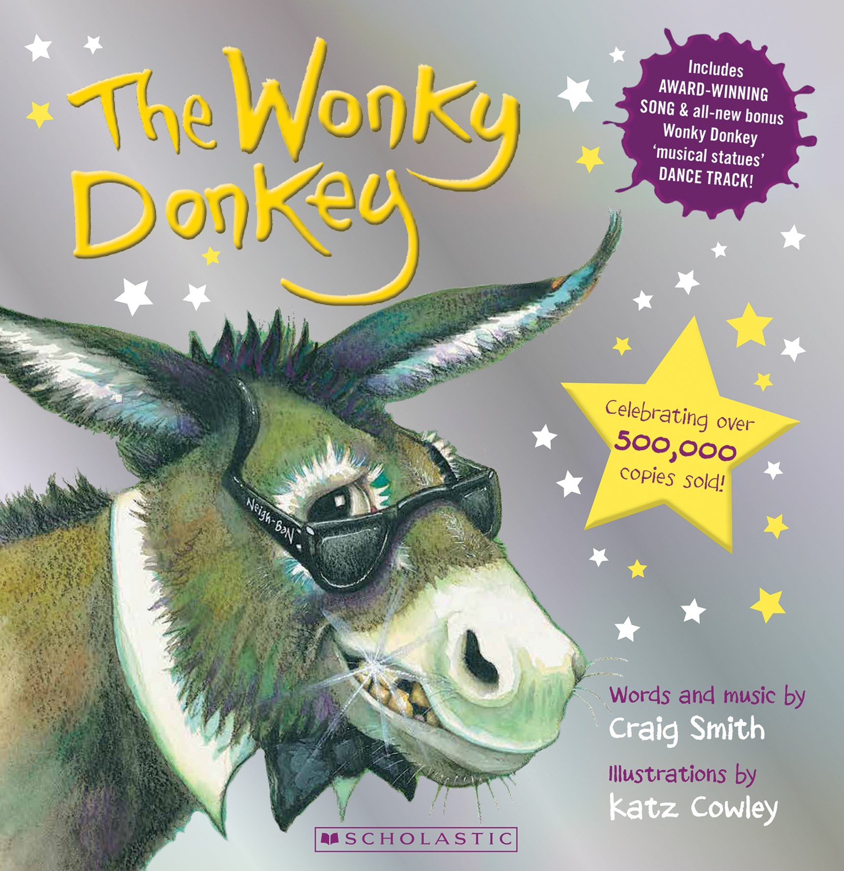 Wonky Donkey Celebration Edition