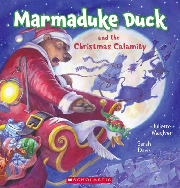 Marmaduke Duck & the Christmas Calamity