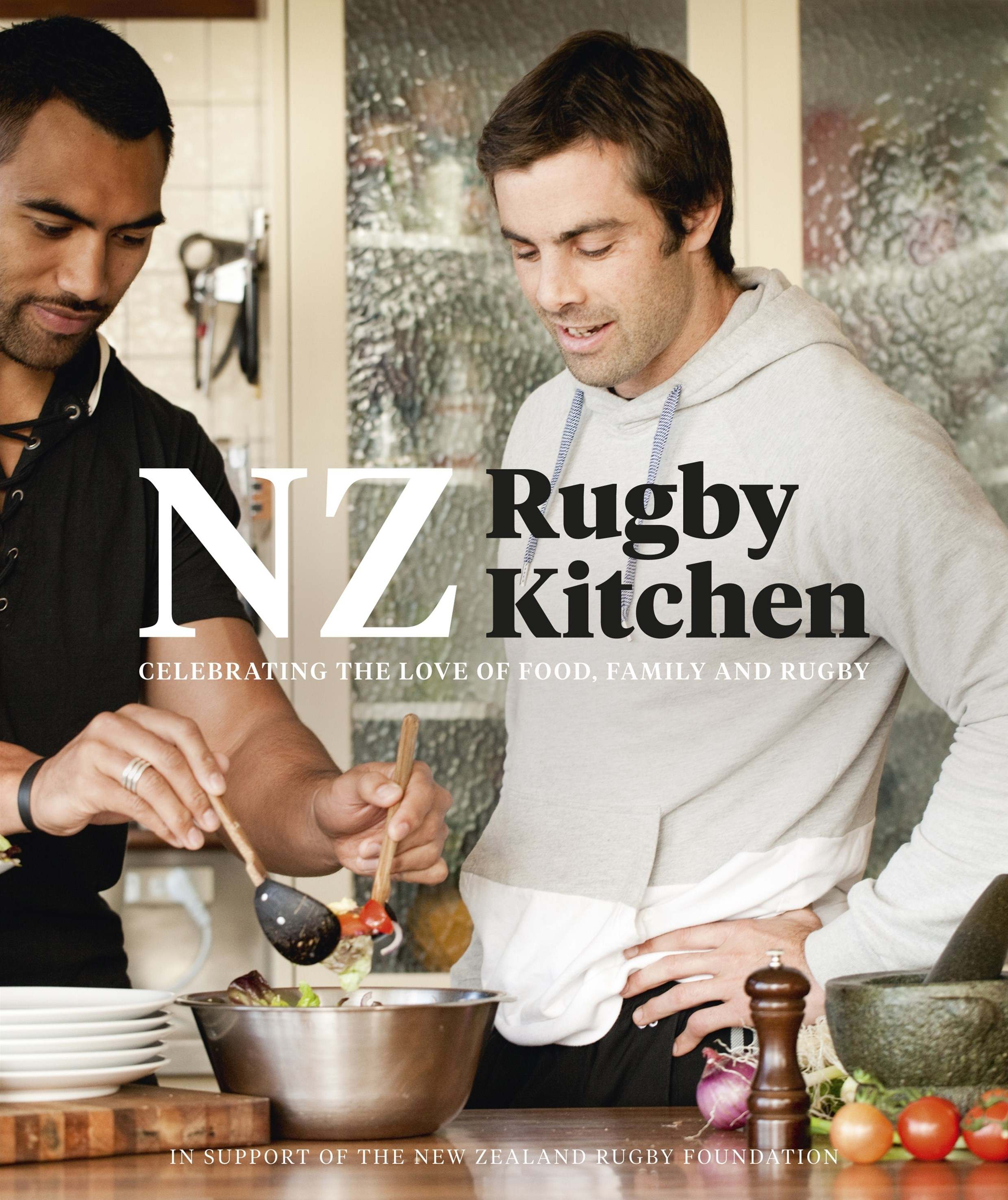 New Zealand Rugby Kitchen