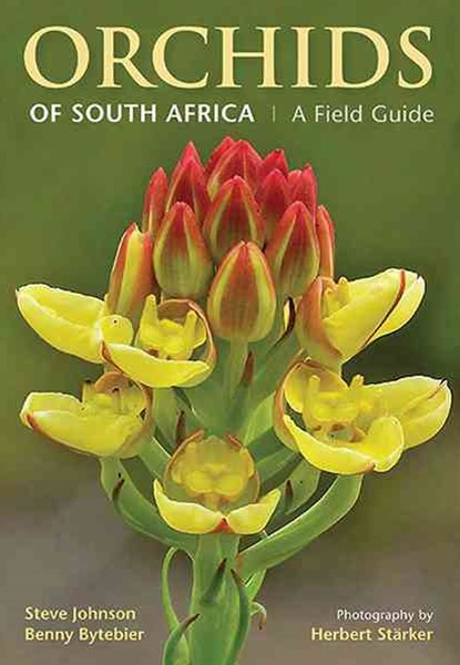 Orchids of South Africa - A Field Guide