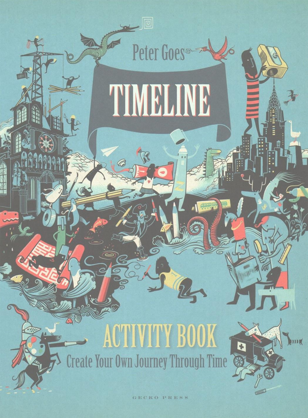 Timeline Create: Make your own journey through time