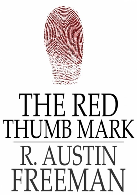 Red Thumb Mark