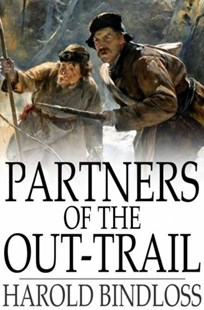 (ebook) Partners of the Out-Trail - Adventure Fiction Western
