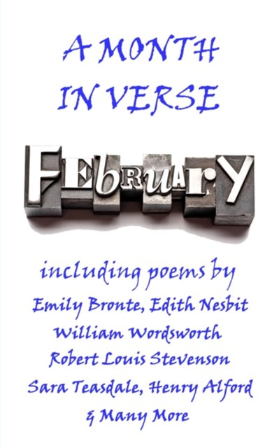 (ebook) February, A Month In Verse