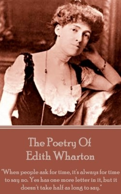 The Poetry Of Edith Wharton