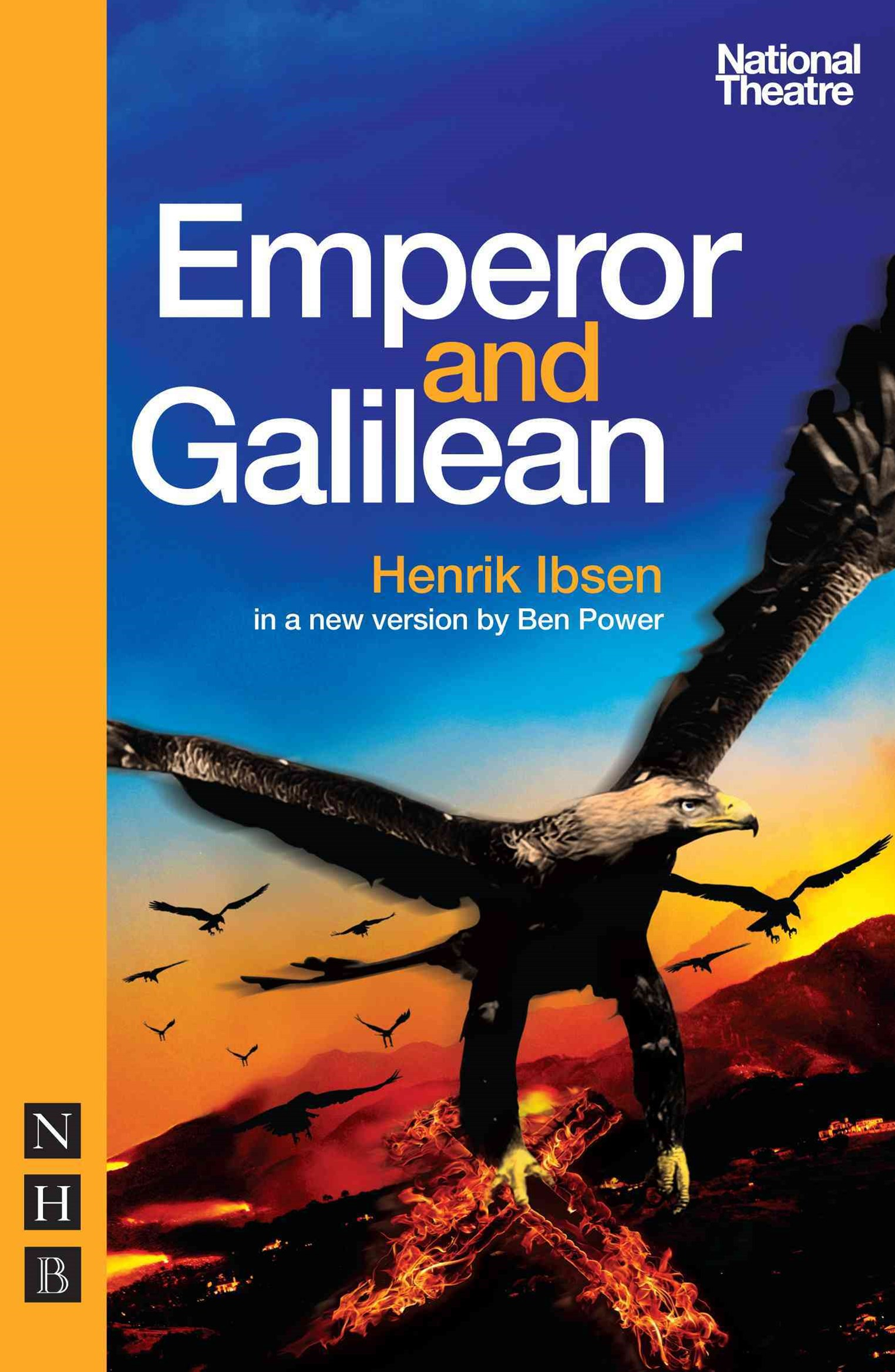 (ebook) Emperor and Galilean (NHB Classic Plays)