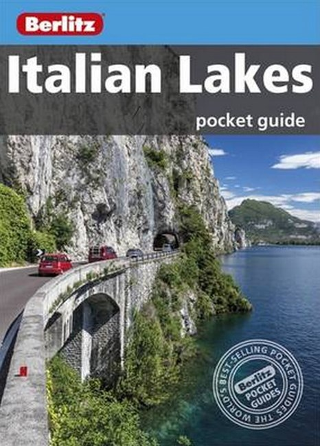 Berlitz Pocket Guides: Italian Lakes 4/e