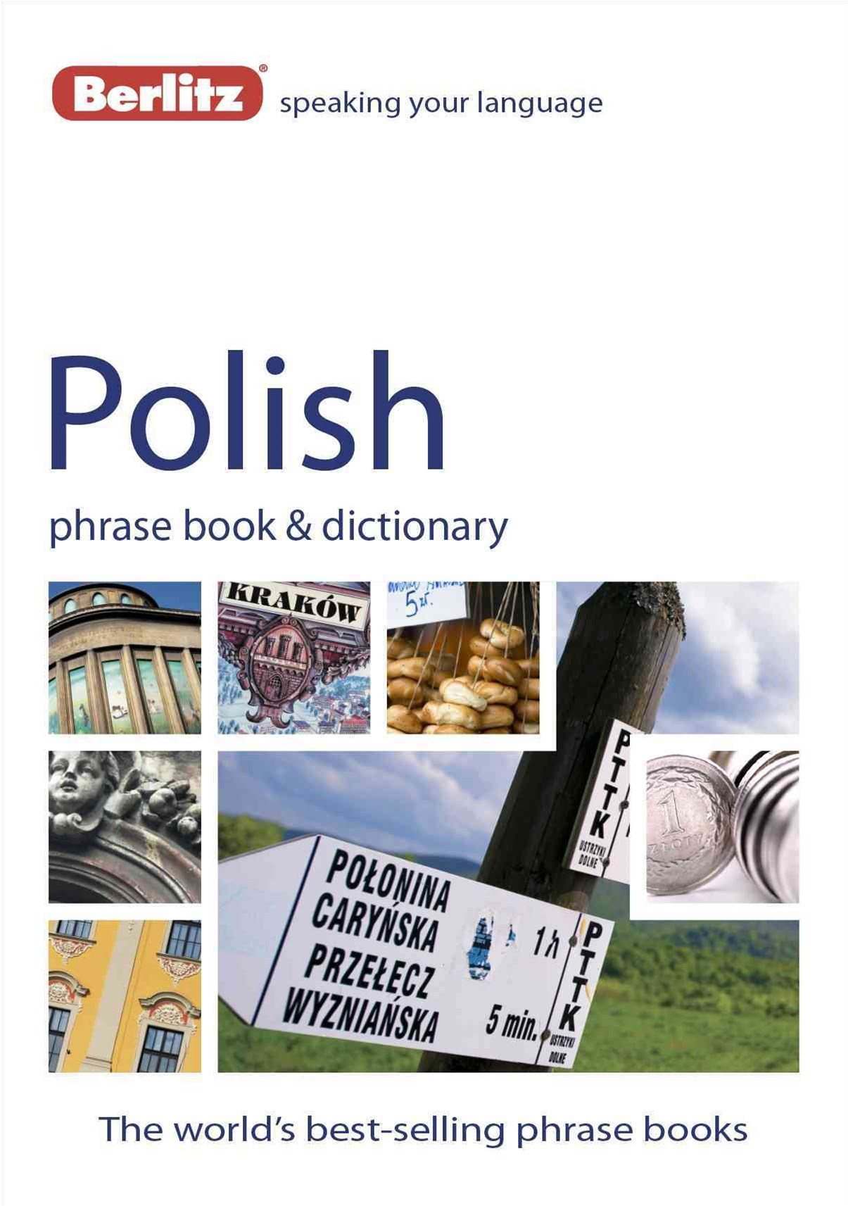 Berlitz Language: Polish Phrase Book & Dictionary