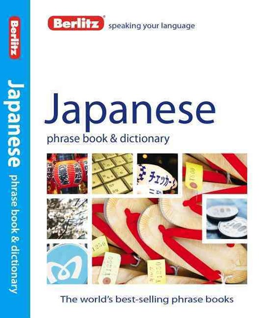 Berlitz Language: Japanese Phrase Book & Dictionary
