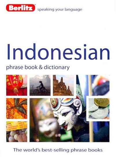 Berlitz Language: Indonesian Phrase Book & Dictionary
