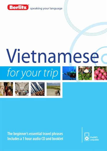 Berlitz Language: Vietnamese for Your Trip