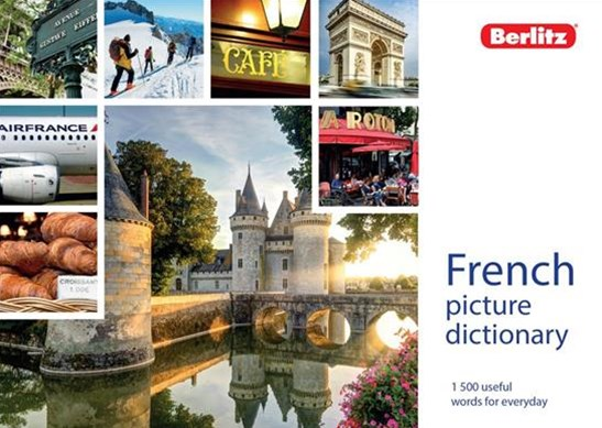 Berlitz Language: French Picture Dictionary 2/e