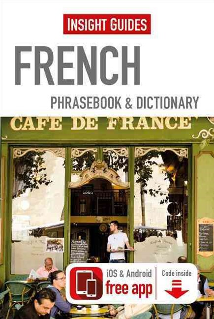 Insight Guides Phrasebook: French