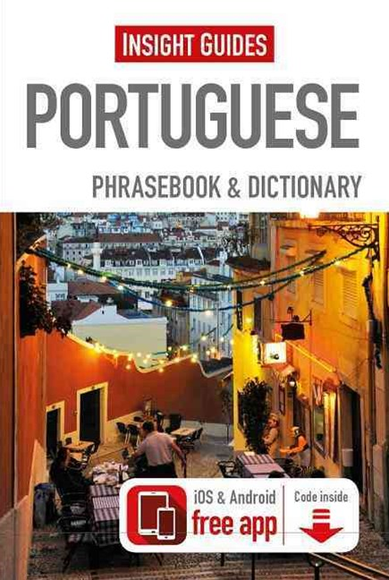 Insight Guides Phrasebook: Portuguese