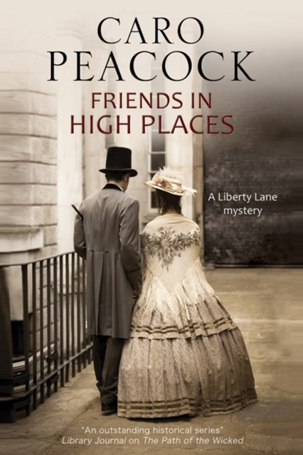 (ebook) Friends in High Places