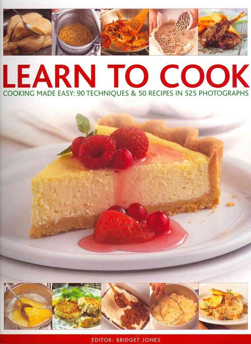 Learn to Cook