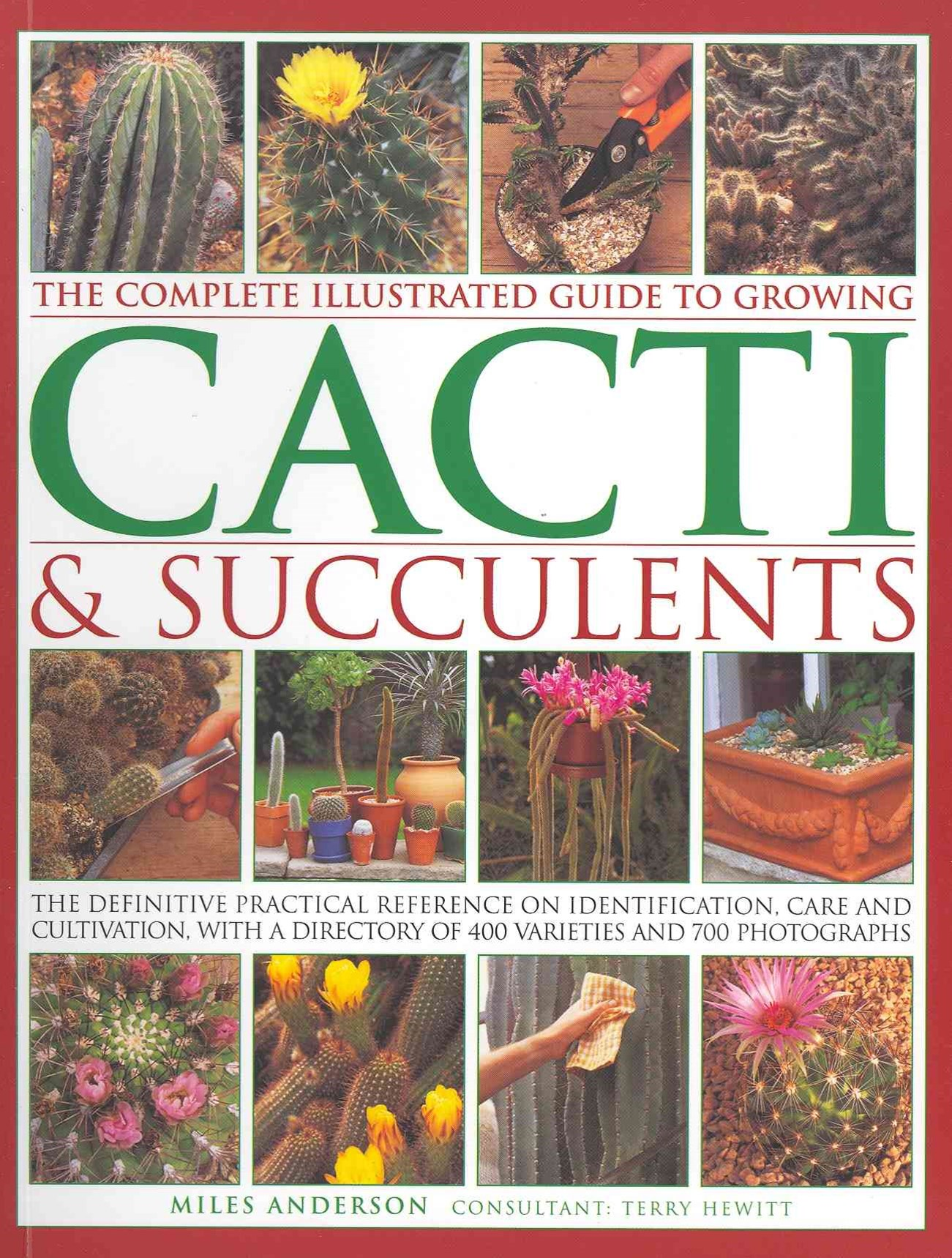 Complete Illustrated Guide to Growing Cacti and Succulents