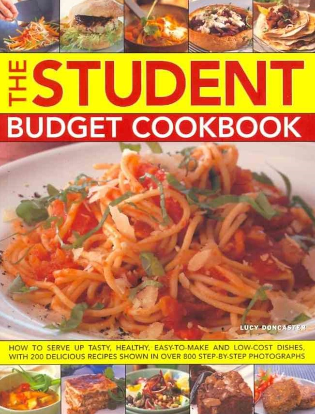 Student Budget Cookbook