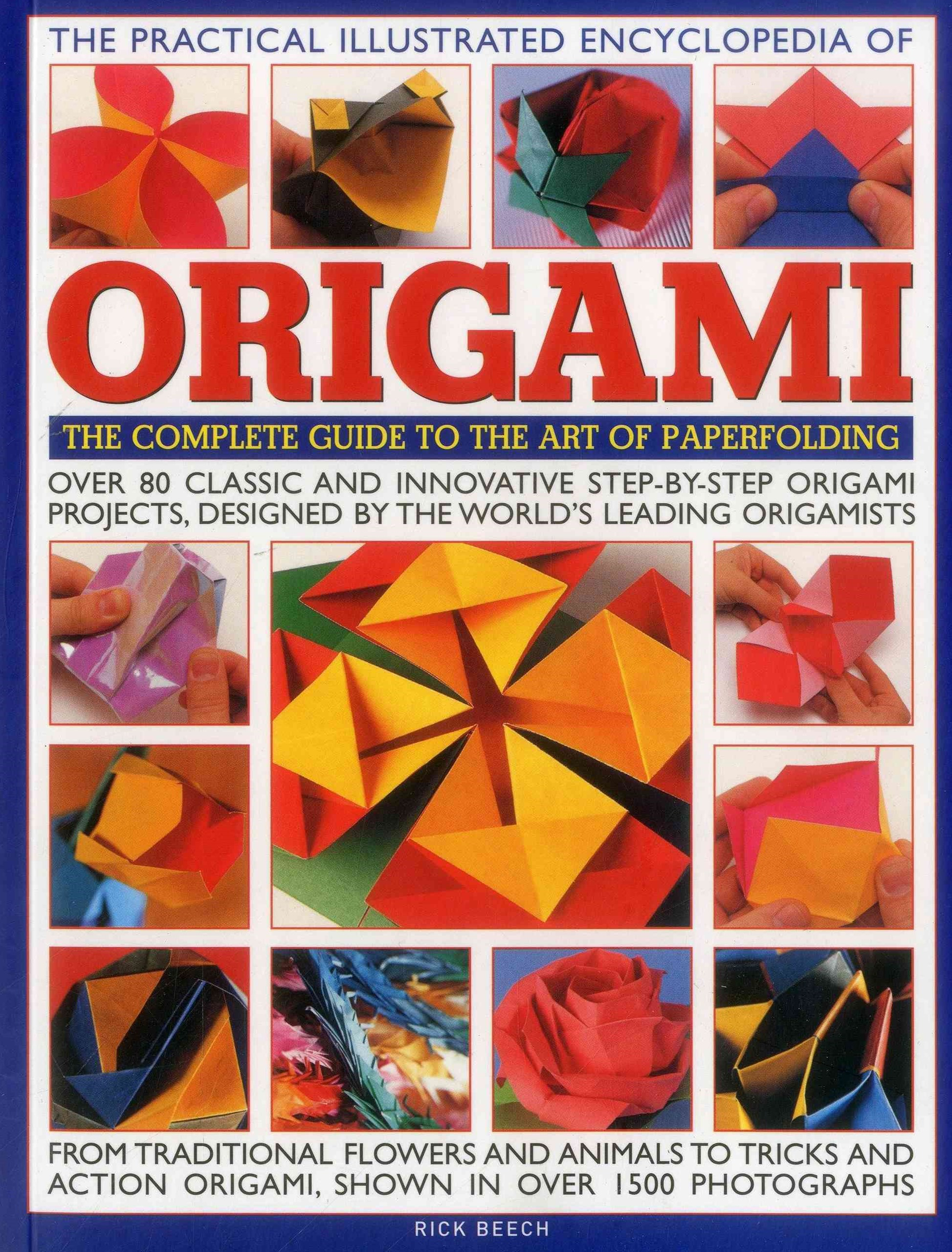 Practical Illustrated Encyclopedia of Origami