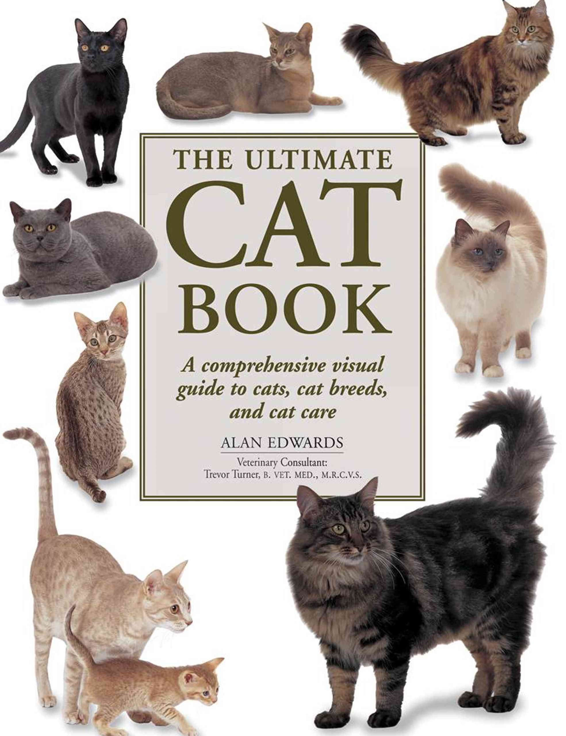 Ultimate Cat Book