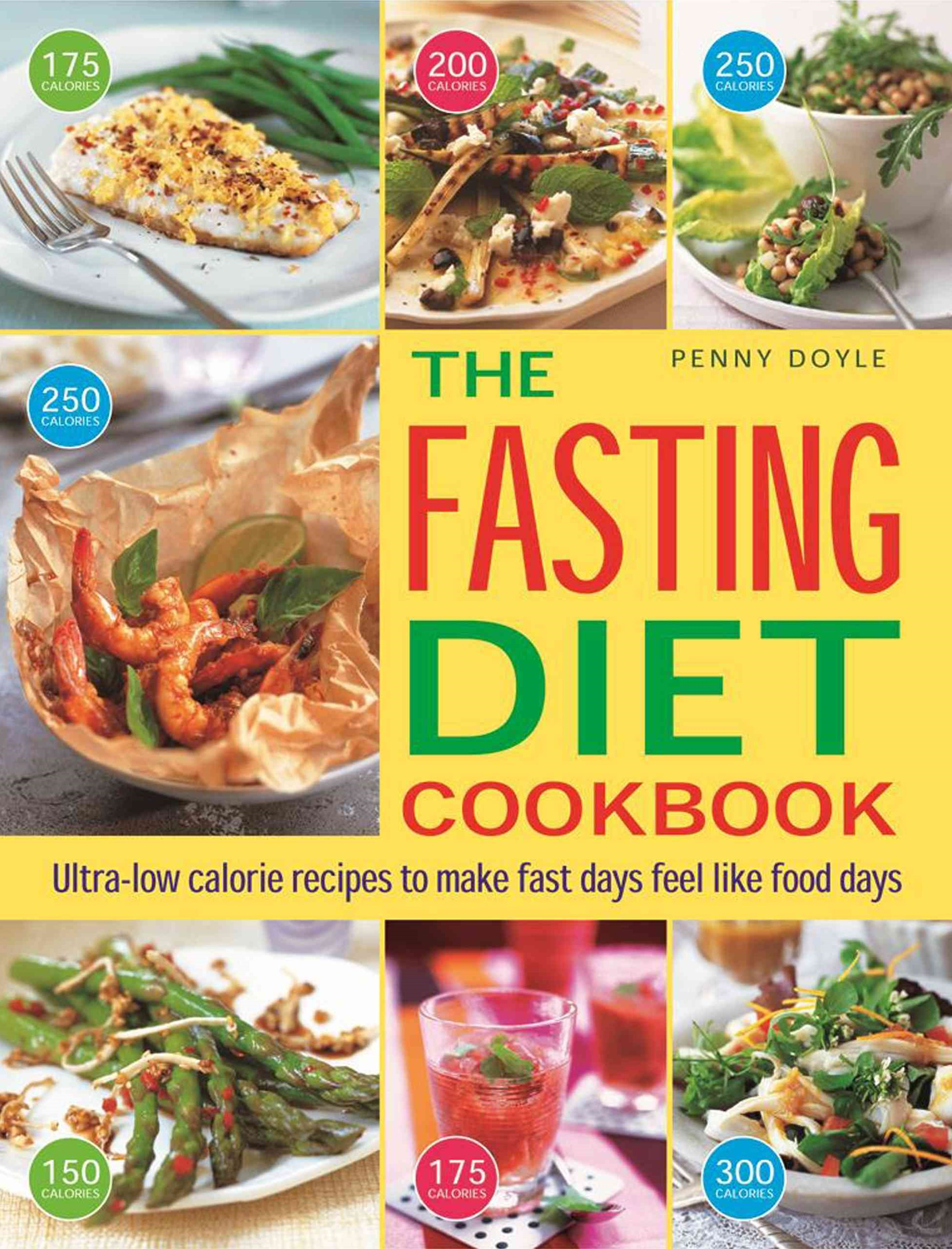 Easy Fasting Diet Cookbook