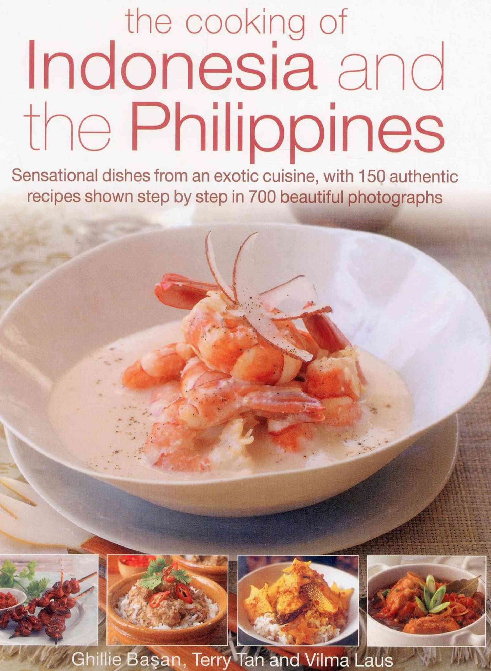 The Cooking of Indonesia and the Philippines