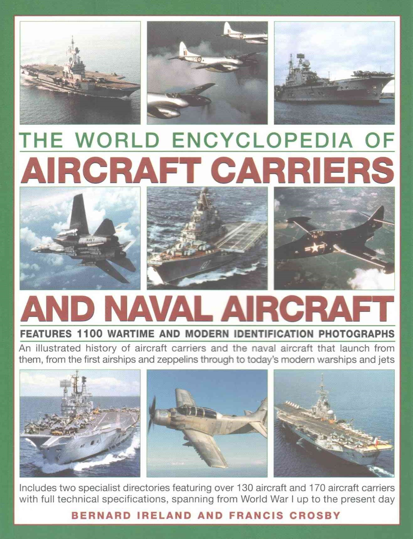 World Encyclopedia of Aircraft Carriers and Naval Aircraft