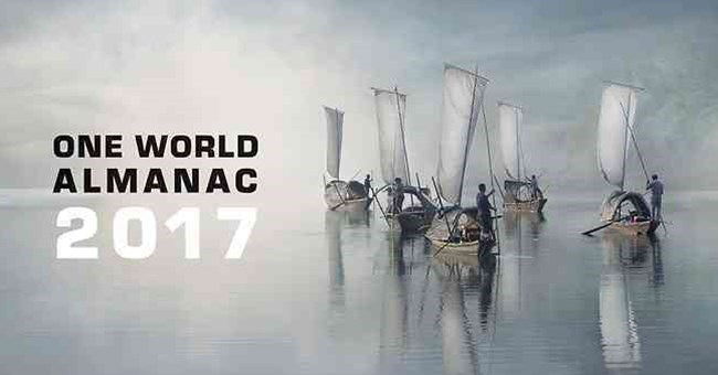 The One World Almanac 2017