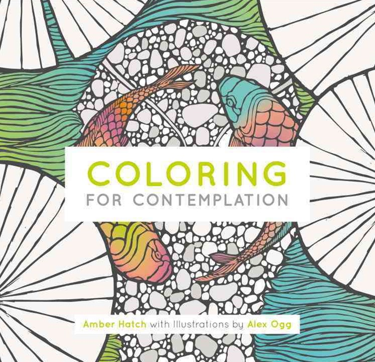 Coloring for Contemplation Pocket Edition