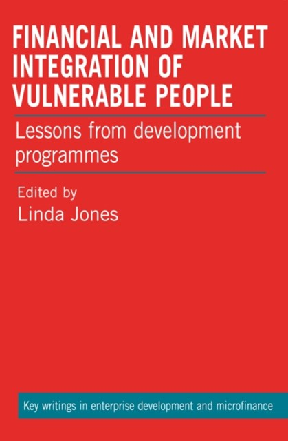 (ebook) Financial and Market Integration of Vulnerable People