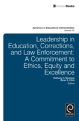 Leadership in Education, Corrections and Law Enforcement