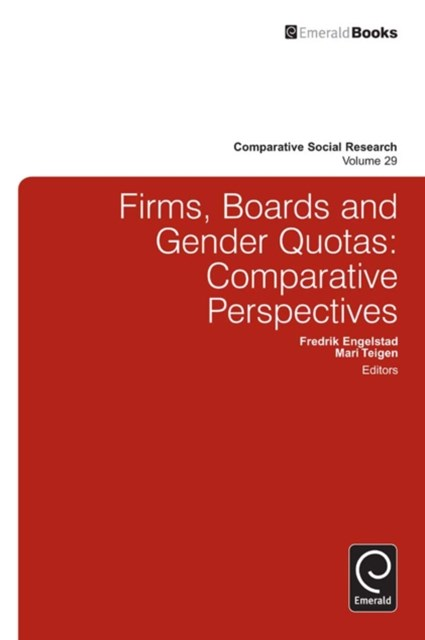 Firms, Boards and Gender Quotas