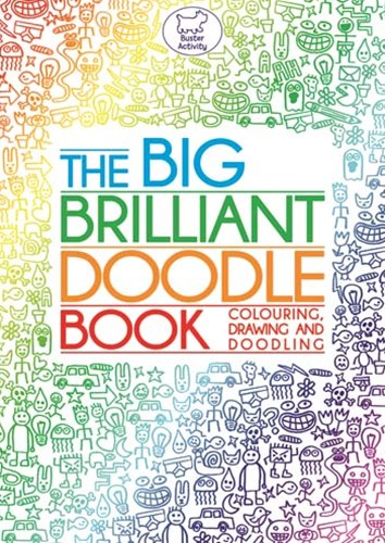 The Big Brilliant Doodle Book