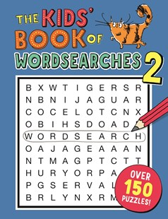 The Kids' Book of Wordsearches 2 by Gareth Moore, Sarah Horne (9781780554341) - PaperBack - Non-Fiction Art & Activity
