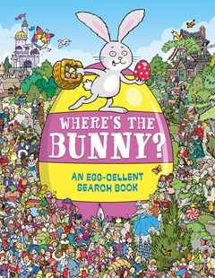 Where's the Bunny? by Chuck Whelon (9781780555997) - PaperBack - Non-Fiction Art & Activity