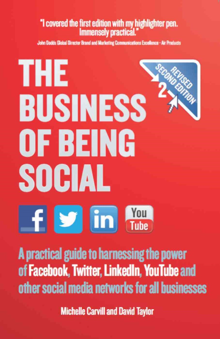 Business of Being Social