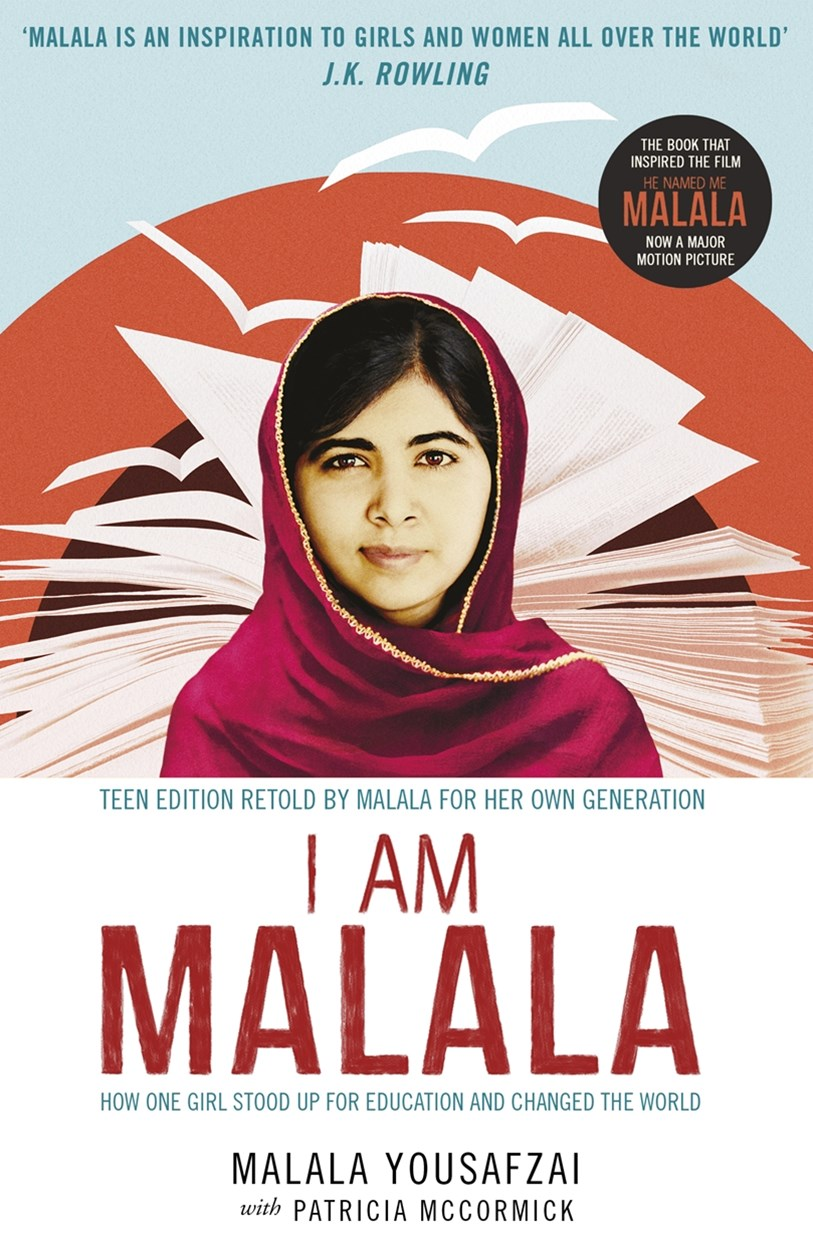Malala Girl Who Stood Up for Education & Changed the World YA Ed.