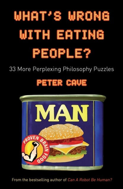 What's Wrong With Eating People?