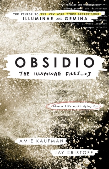(ebook) Obsidio - The Illuminae Files: book 3
