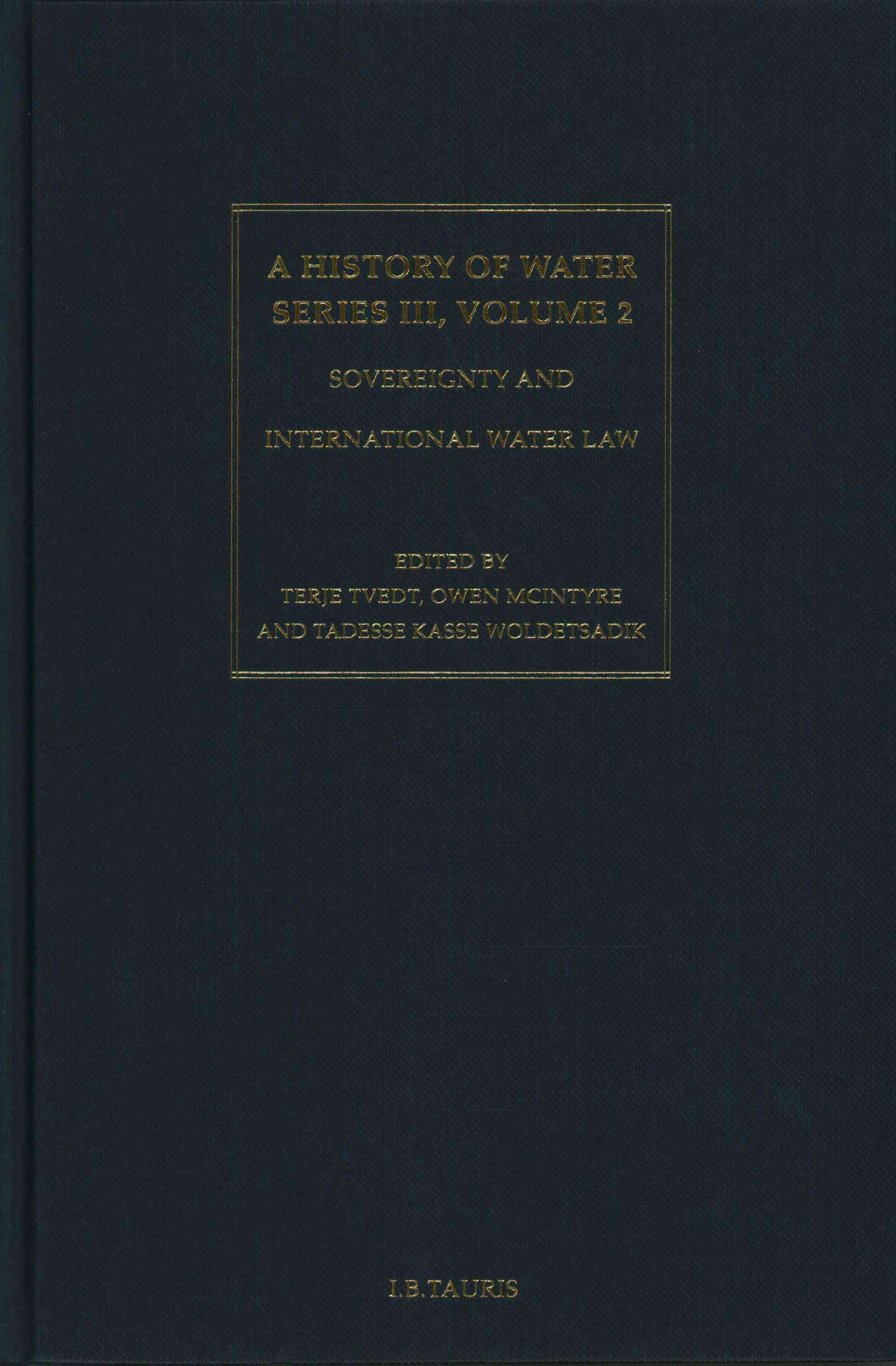 Water Control and River Biographies