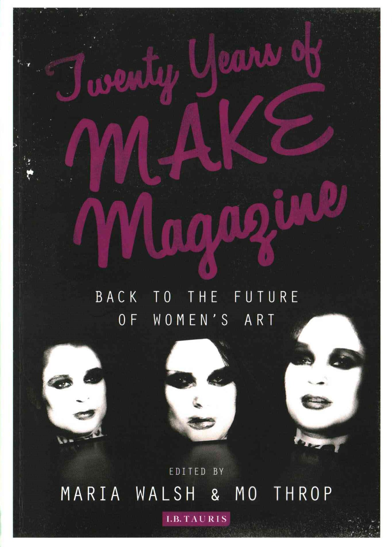 Twenty Years of MAKE Magazine