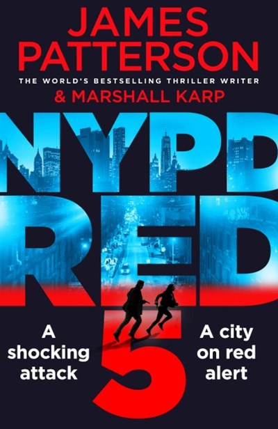 Red Alert (Book 5, NYPD Red)