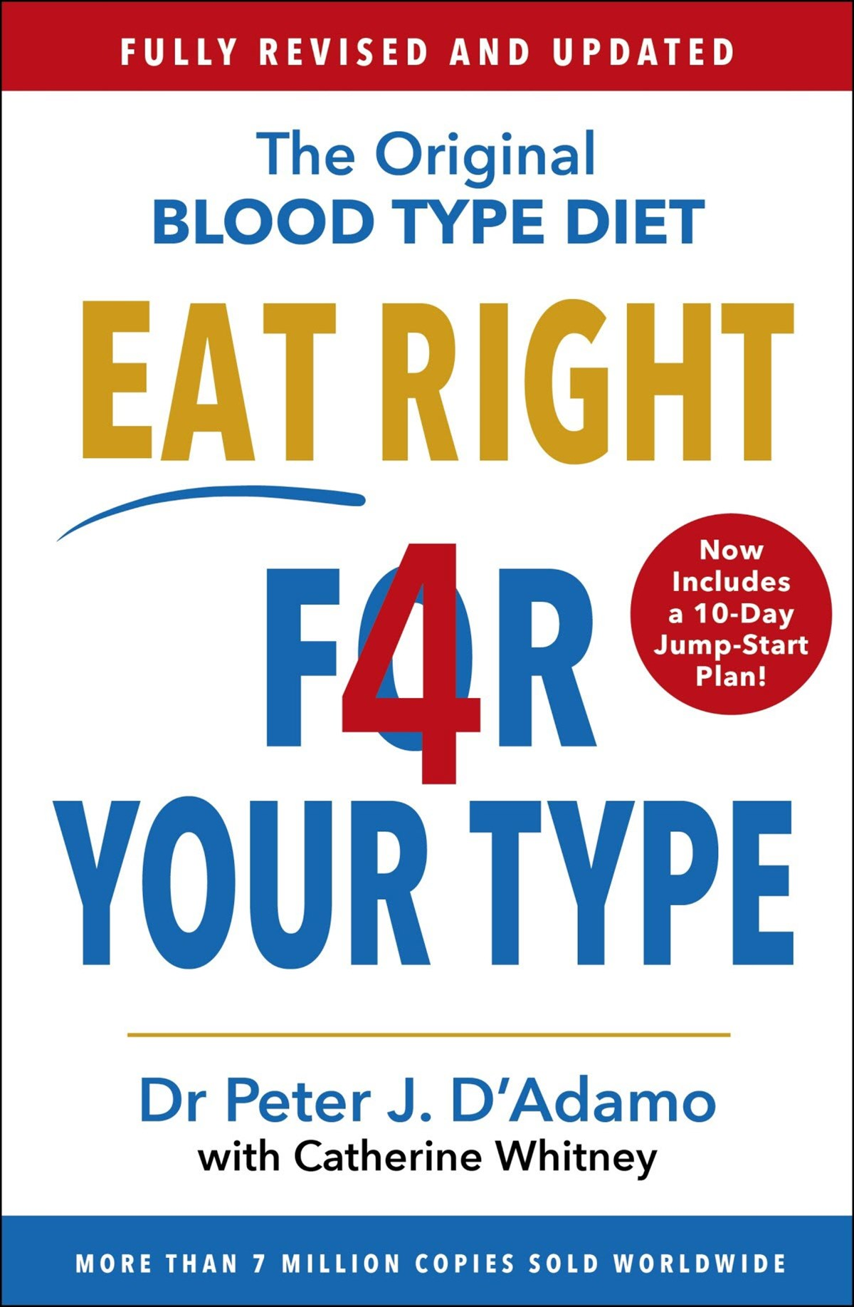 Eat Right 4 Your Type: Revised Edition