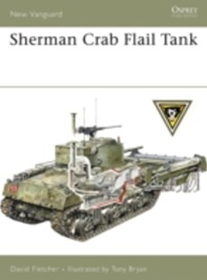 (ebook) Sherman Crab Flail Tank - Military Vehicles