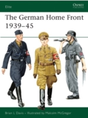 German Home Front 1939-45