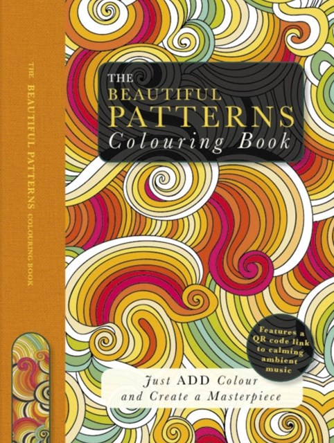 Beautiful Patterns Colouring Book