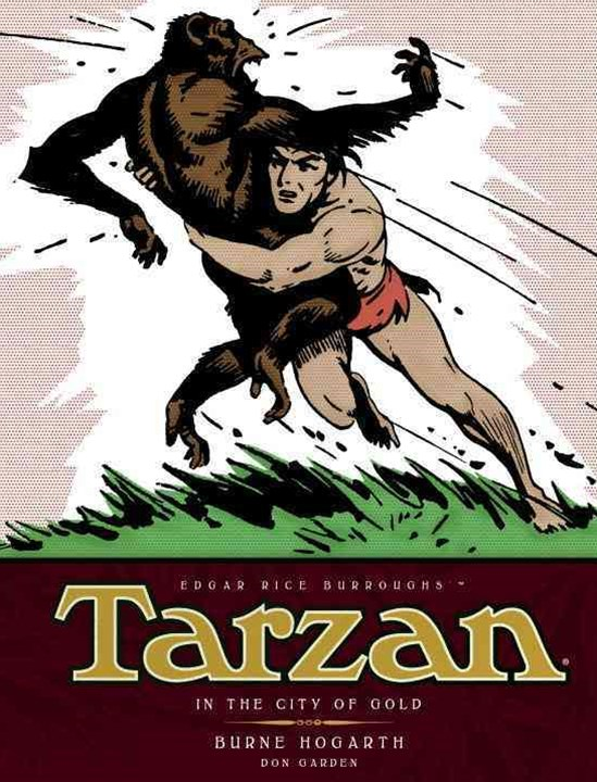 Tarzan, In the City of Gold
